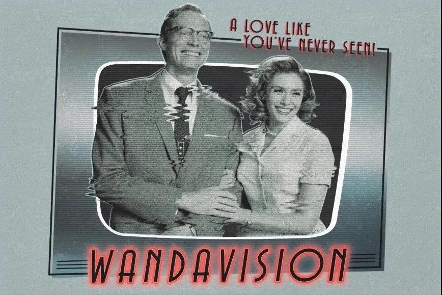 """""""WandaVision"""":the first work of Marvel's fourth stage,are you satisfied with it?"""