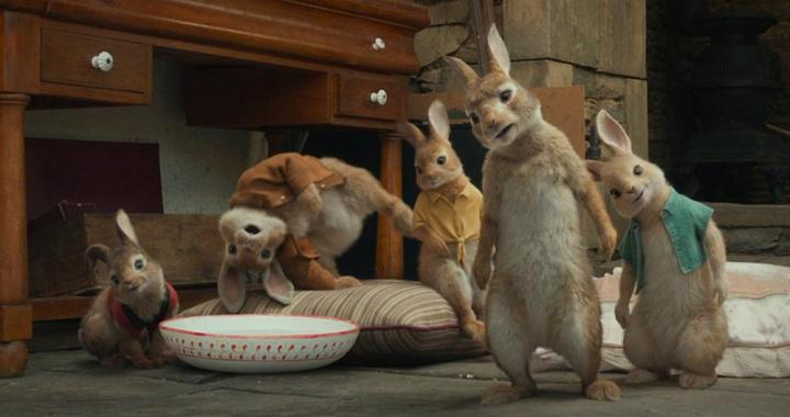 """""""Peter Rabbit 2: The Runaway"""" released a special """"Guide to Watching Rabbits"""