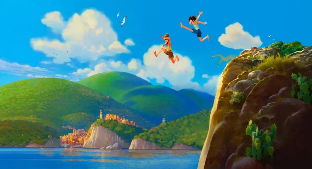 """Luca"": A summer memory of friendship"