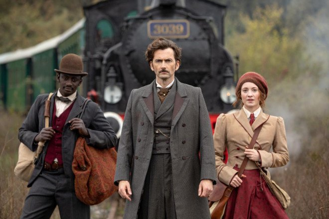 """""""Around the World in 80 Days"""" first exposure trailer, adapted from classic literary works"""