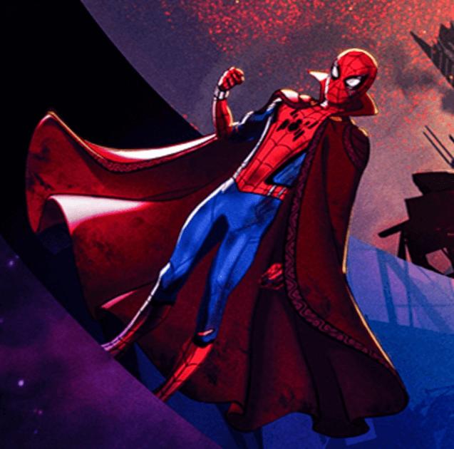 "One of the wonderful plots of ""Spider-Man: No Way Home"", Doctor Strange fights Spider-Man"