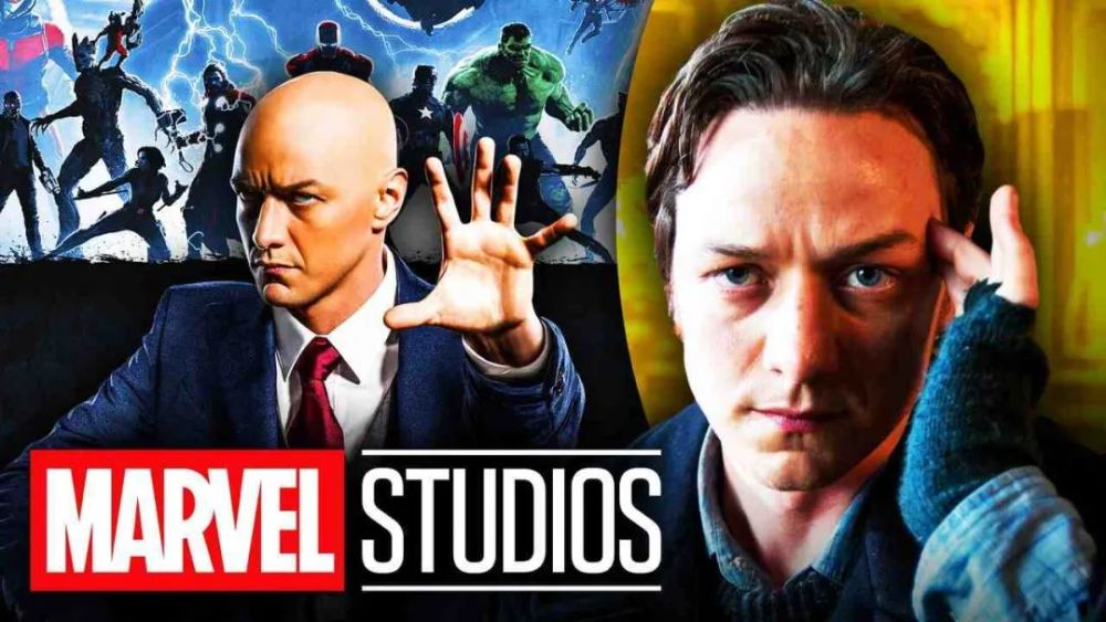 Will James McAvoy play Professor X in the MCU?