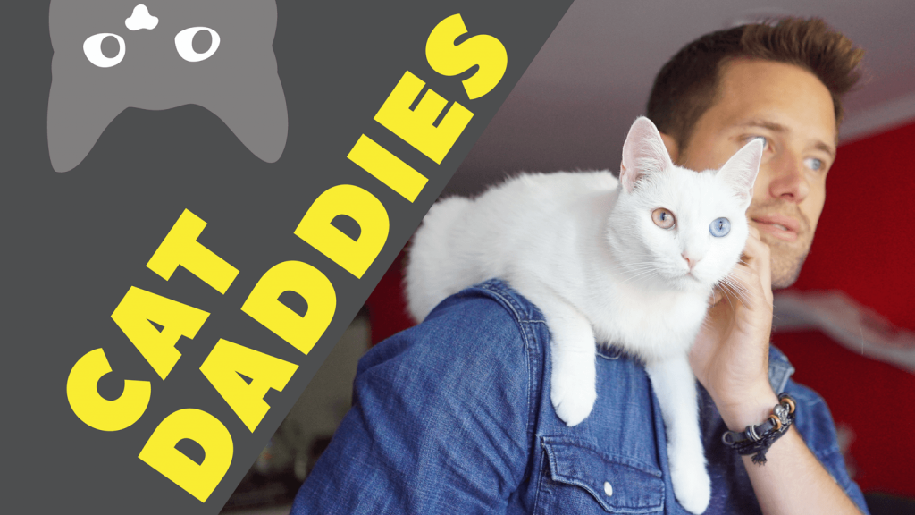 """""""Cat Daddies"""" is revealed, men also love to raise cats!"""
