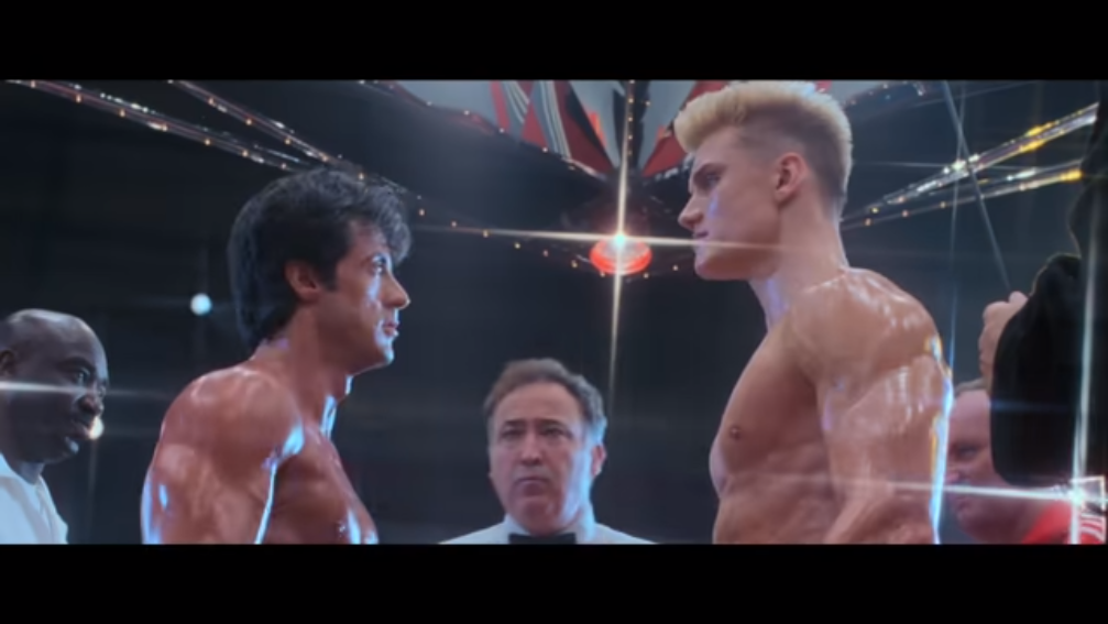 """Stallone's """"Rocky IV"""" reveals the trailer of The Ultimate Director's Cut, which will be screened in theaters for one day"""